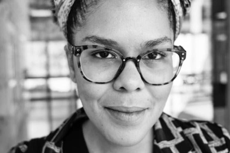 Djaimilia Pereira de Almeida, autora do livro 'Luanda, Lisboa, Paraíso'